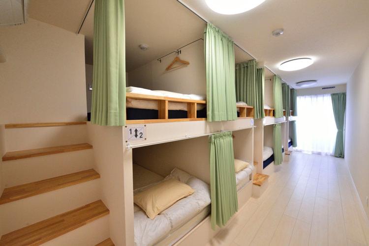 ゲストハウス岐阜羽島心音の宿泊部屋4