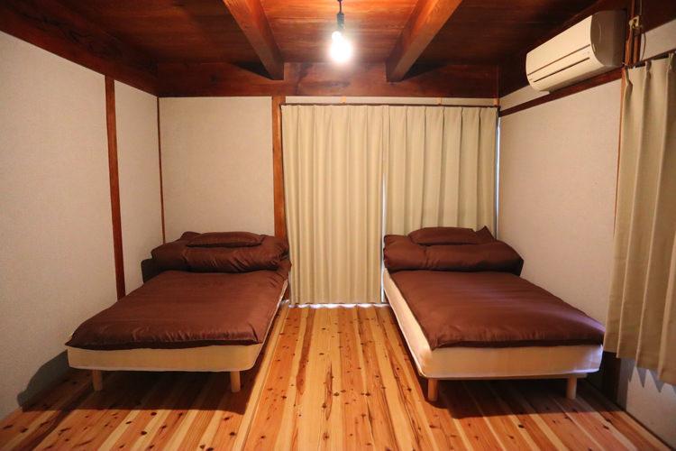 草地家の宿泊部屋1