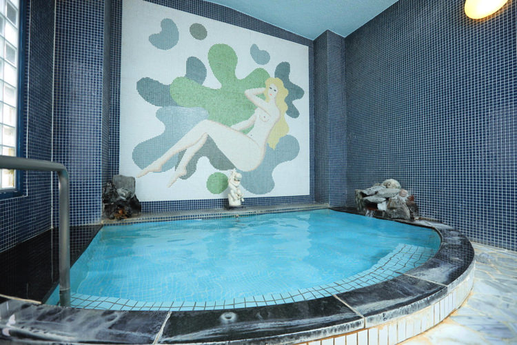 温泉ゲストハウス 湯koriのお風呂