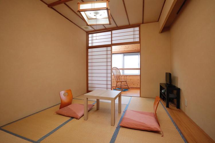 温泉ゲストハウス 湯koriの宿泊部屋2