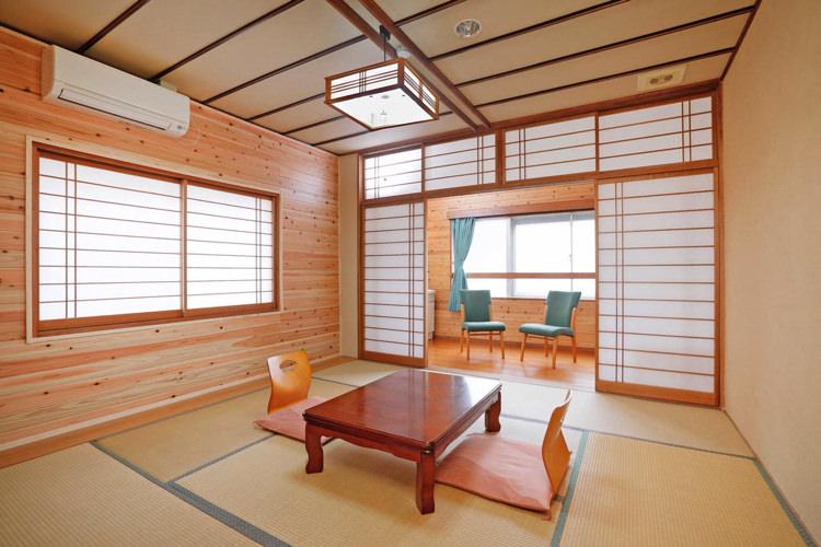 温泉ゲストハウス 湯koriの宿泊部屋3
