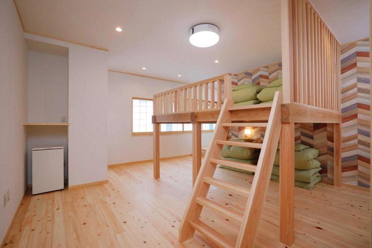 温泉ゲストハウス 湯koriの宿泊部屋4
