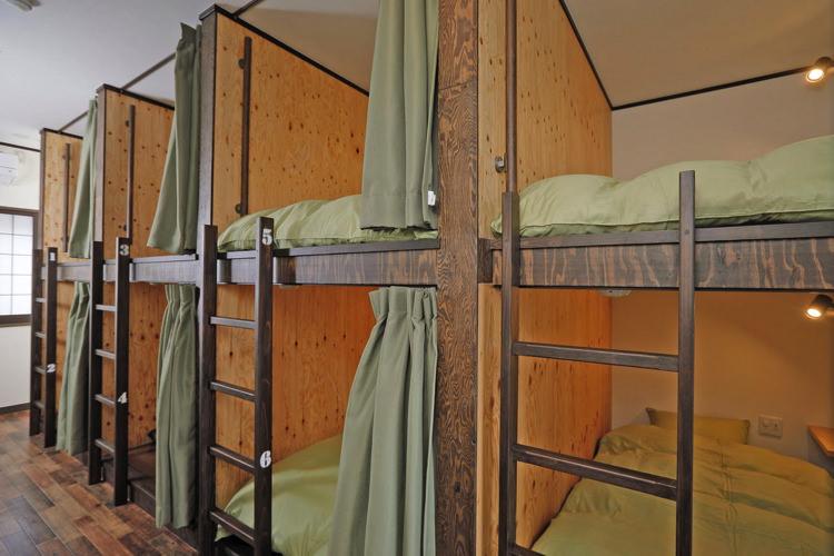 温泉ゲストハウス 湯koriの宿泊部屋6