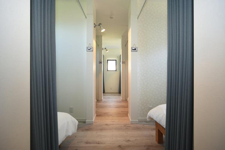ゲストハウスORI ORIの宿泊部屋1