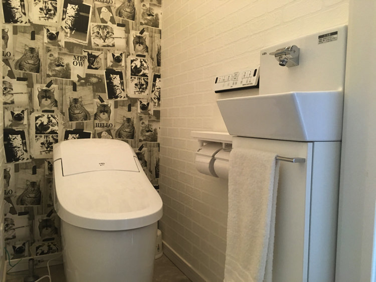 ゲストハウスORI ORIのトイレ