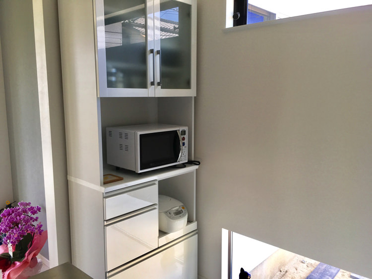ゲストハウスORI ORIの冷蔵庫